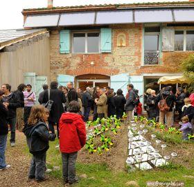 Journées Européennes du Solaire 12 Mai 2012 au Mas Saint Jacques