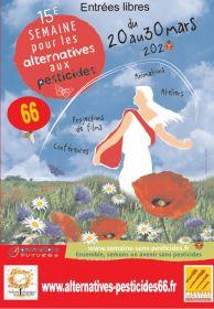 15e semaine pour les alternatives aux pesticides du 20 au 30 mars ANNULEE