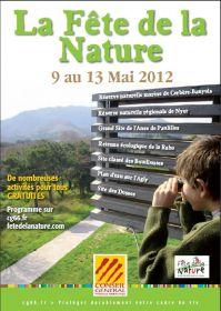 4 ème fête de la Nature du mercredi 9 au dimanche 13 mai