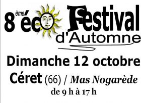 8ème Eco-Festival d'automne