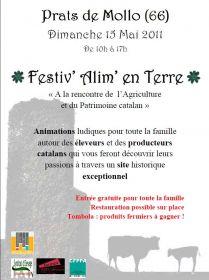 Festiv' Alim' en Terre Dimanche 15 Mai 2011Prats de Mollo (66)