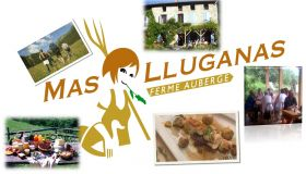 La Ferme-Auberge du Mas Lluganas vous propose