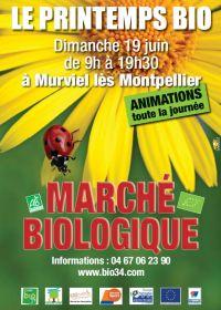 LE PRINTEMPS BIO A MURVIEL les Montpellier Dimanche 19 juin