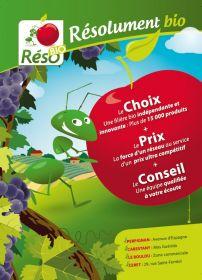 Résobio vous propose des cours de cuisine sur les oléagineux et huiles végétales
