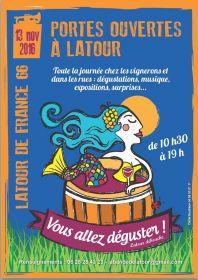 Portes ouvertes à Latour de France le dimanche 13 novembre