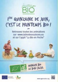 Animations pour la quinzaine du Printemps Bio dans les Pyrénées-orientales