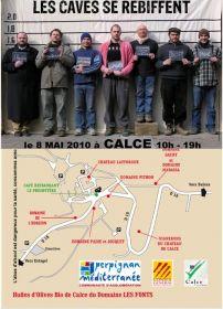Samedi 8 Mai à Calce : Les caves se rebiffent