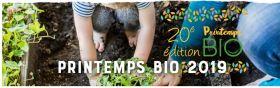20e édition du Printemps Bio du 1er au 15 juin