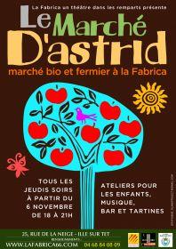 Le Marché d'Astrid