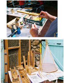 Atelier créatif avec du bambou  dimanche 21 JUIN