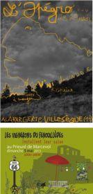 Dimanche 28, lundi 29 avril et dimanche 5 mai, Les Sabots d'Hélène vous propose de venir à l'Apégro déguster des vins bio natures