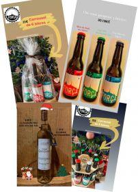 le Grand Retour de nos Bières, Brasserie Força, Domaine Carle Courty