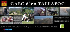 Le GAEC D'EN TALLAFOC vos propose sa viande de boeuf Bio de l'Albère pour une livraison vendredi prochain, le 04 mars !