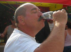 La ronde des vins bio Foire bio de Prades