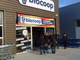 Le petit dernier né de Biocoop a ouvert ses portes le 2 décembre au Boulou