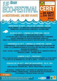 15ème Éco - Festival organisé par