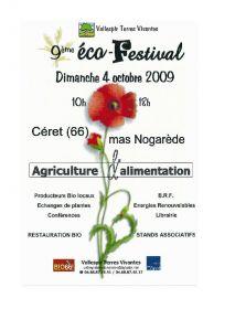 9ème Ecofestival de Céret