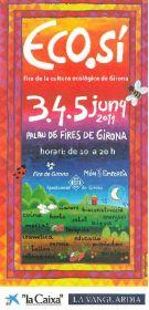 ECO.SI : Foire de la culture Ecologique à Gérone les 3, 4, 5 juin 2011