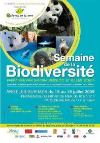 Semaine de la biodiversité du 15 au 19 Juillet à Argelès