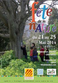 Fête de la Nature dans les PyrénéesOrientales du 21 au 25 Mai 2014