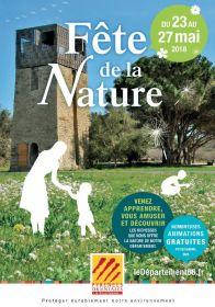 Fête de la Nature du 23 AU 27 MAI