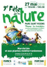Fête de la Nature au Parc Sans Vicens
