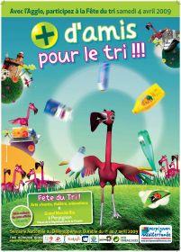 Marché bio à la Fête du Tri Place République