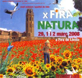 Guy Prédal présent à la Fira Natura de Lleida (Catalogne Sud)
