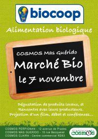 Venez fêter le premier anniversaire de la Biocoop au Mas Guérido
