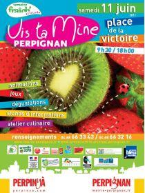 Découverte des fruits et légumes bio à la Fraîch Attitude à Perpignan