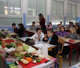 Le printemps Bio s'invite dans les assiettes de nos enfants ! organisé par l'Agence BIO et l'U.D.S.I.S
