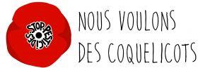Campagne : « Nous voulons des coquelicots
