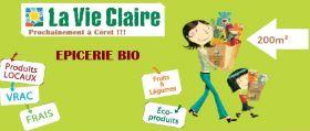 Ouverture du magasin LA VIE CLAIRE à Céret le vendredi 23 juin avec dégustations.