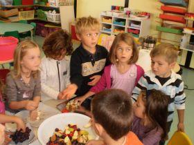 Semaine du goût dans les écoles organisée par le SIST en partenariat avec le Civambio 66