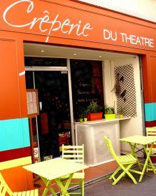 Réouverture de la Crêperie du Théâtre Mardi 15 Février