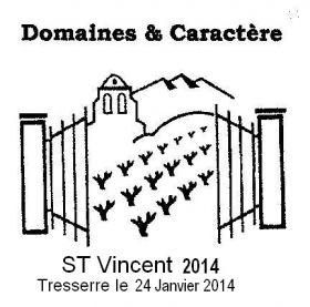 Les vignerons Bio vous invitent à fêter la Saint Vincent à L'Auberge du Domaine de Nidolères le vendredi 24 janvier à partir de 19h