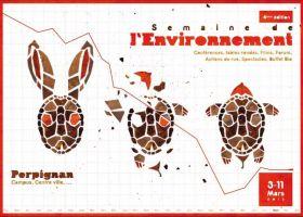 Semaine de l'Environnement à la Maison des Etudiants, Université de Perpignan