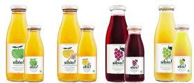 Sibio vous propose ses jus de fruits rafraichissants !